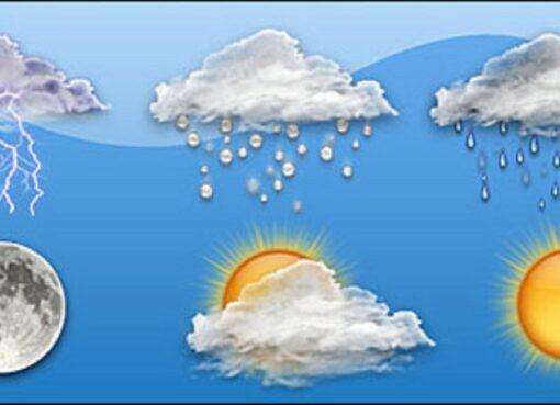 تفاصيل الطقس اليوم وحتى الثالث والعشرين من الشهر الجاري