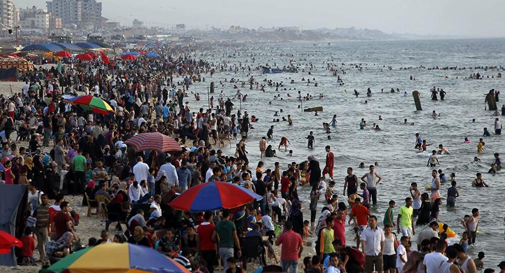 بحر غزة - طقس غزة