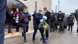 صورة.. ارتفاع عدد حالات الشفاء من فيروس كورونا في فلسطين