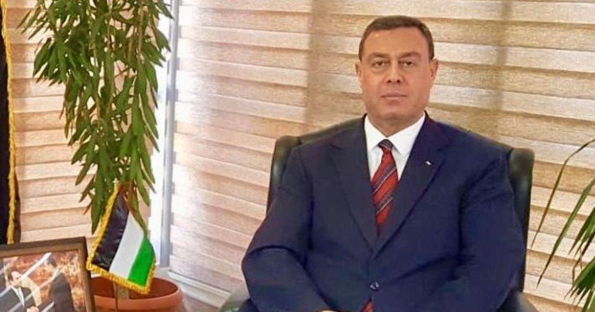 السفير دياب اللوح