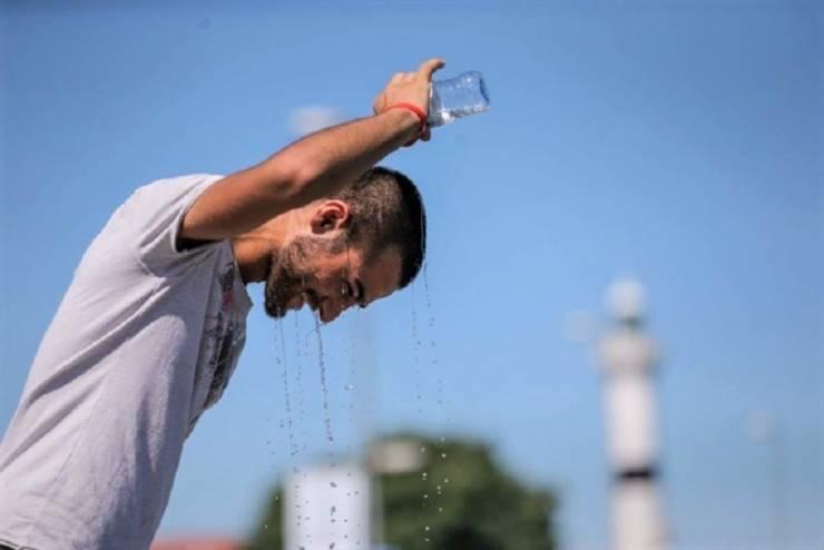 موجة حر - طقس فلسطين
