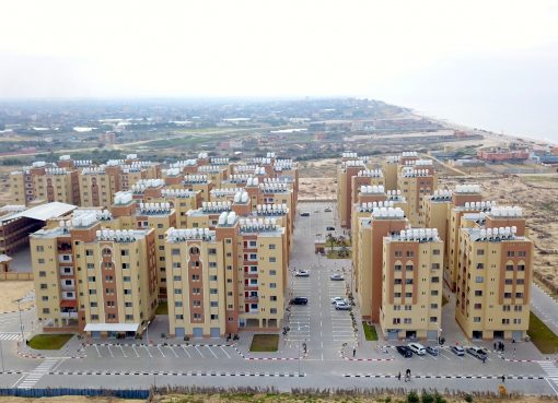 سعر شقة مدينة حمد في غزة 2020