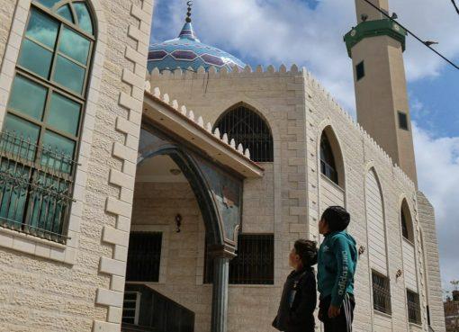 مسجد في غزة
