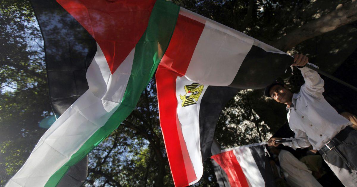 فلسطين ومصر