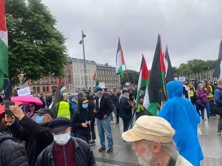 مسيرات في أوروبا داعمة لفلسطين